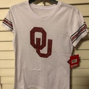 NWT University of Oklahoma T-shirt